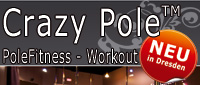 CRazyPole-Fitness, Workout, Poledancing